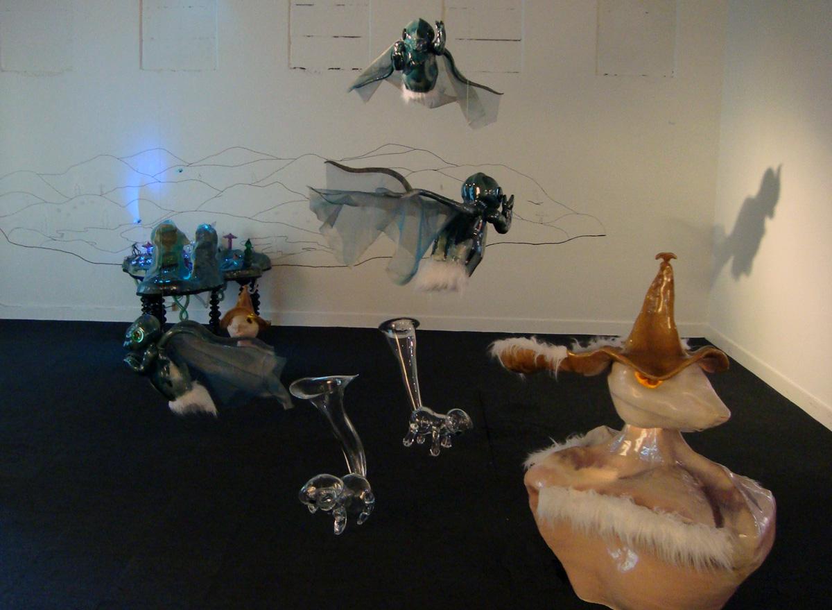 Jhax Vårutställningen Konstfack 2013