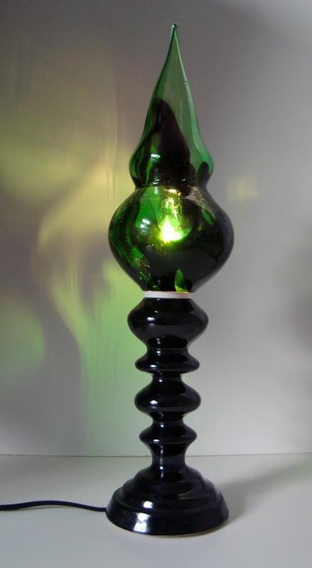 gron-marmorerad-bubbel-lampa-2